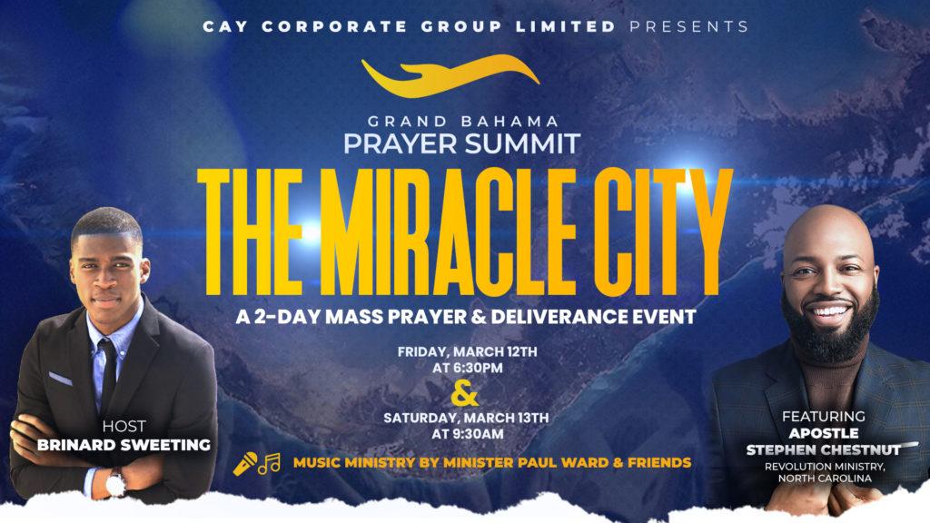Grand Bahama Prayer Summit